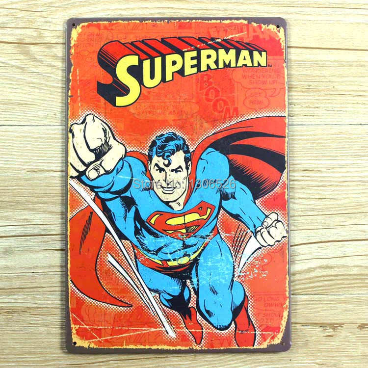 Vintage Superhero 121