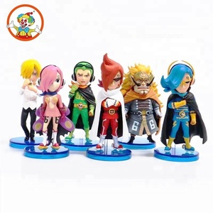 Wholesale Japan Cartoon One Piece Vinsmoke Family Figura De Anime