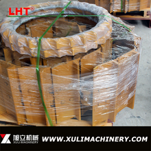 Track Shoe Group For D4D Bulldozer Track Chain Group For D4D