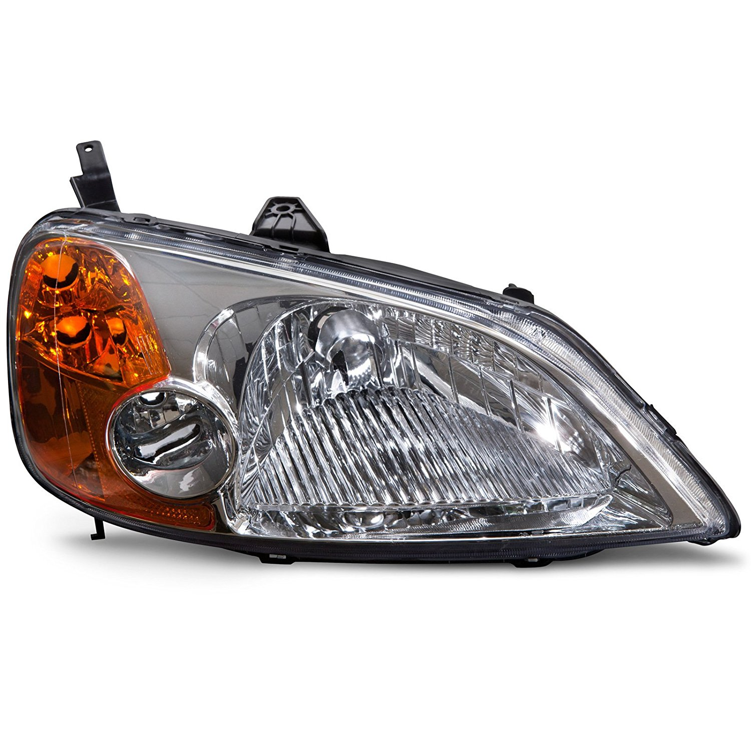 Honda Civic Sedan/Hybrid Model Headlight Headlamp Passenger Right New