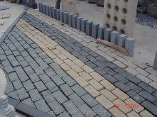 cheap natural stone granite paving mold for sale
