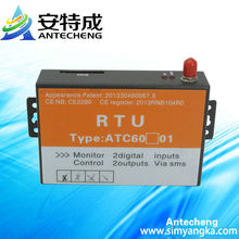 intelligent advertising monitoring system RTU gsm modem controller