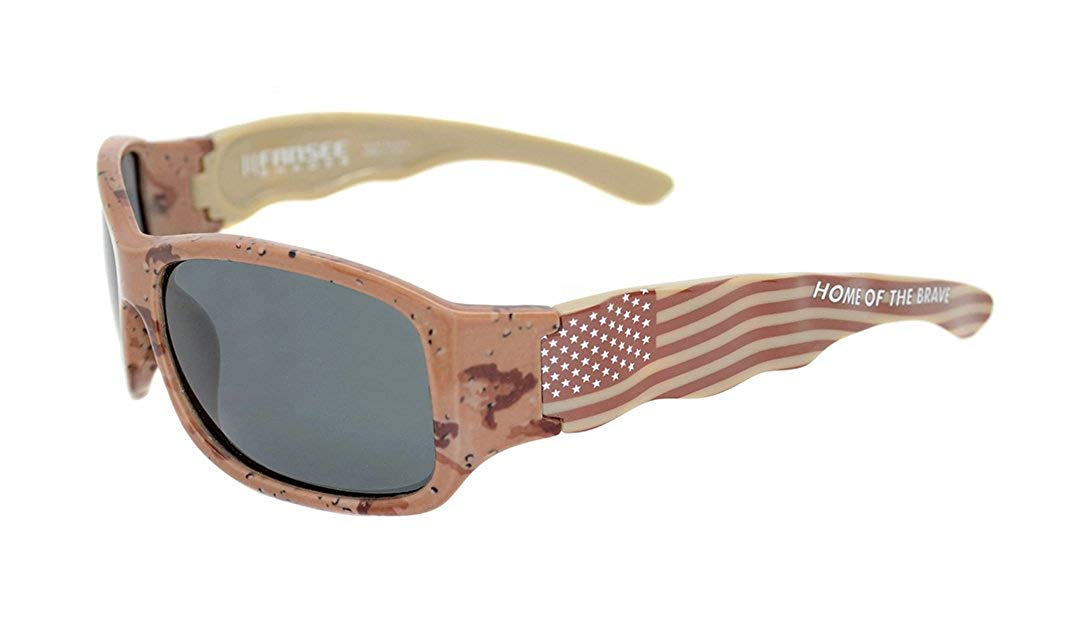 Top Quality TAC Polarized Sunglasses | 100% uv/uva Protection | American Flag Design | Camo | Stars and Stripes | Patriotic | Memorial Day | 4th of July | Veterans Day