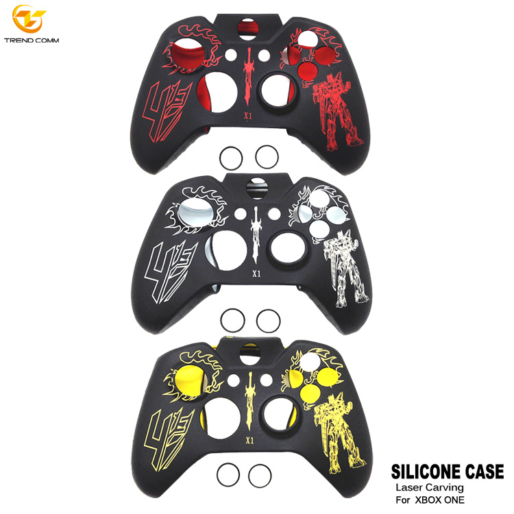 Waterproof Silicone Case For XBOX ONE Controller Shell