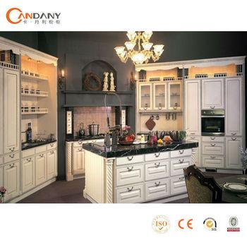 Küchenschrank design  American Style Traditionellen Massivholz Küchenschrank Design ...