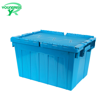 Merveilleux Large Plastic Interlocking And Stackable Storage Tote Bins With Lids   Buy  Large Storage Bins With Lids,Plastic Storage Totes,Plastic Interlocking And  ...