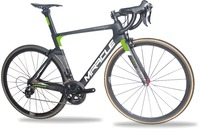 Miracle 2017 new complete Carbon fiber Road Bike 11 speed full bicycle with carbon wheelset