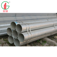 China zinc coated hot galvanized scaffolding tube for tent