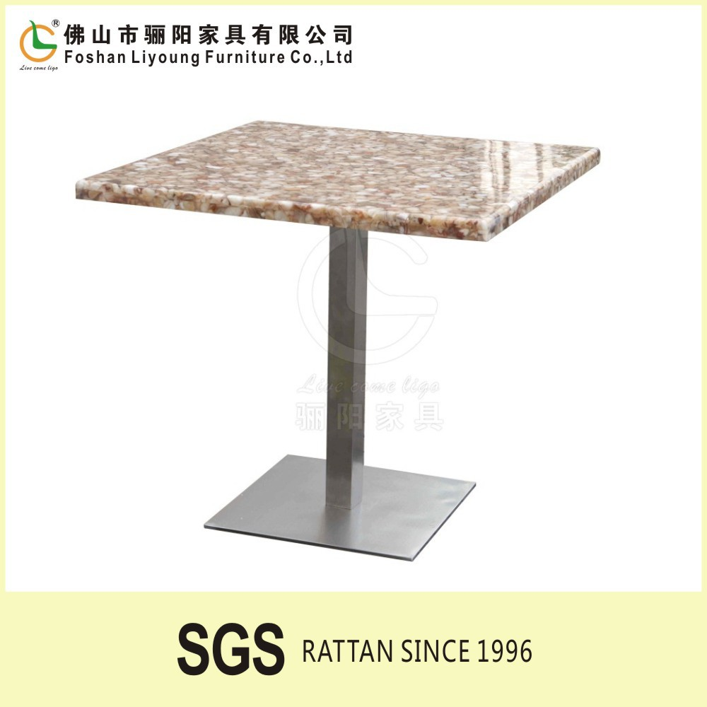product gs simple design square dining table outdoor garden for sale legs wrought iron