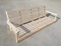 outdoor wooden hanging chair for sale