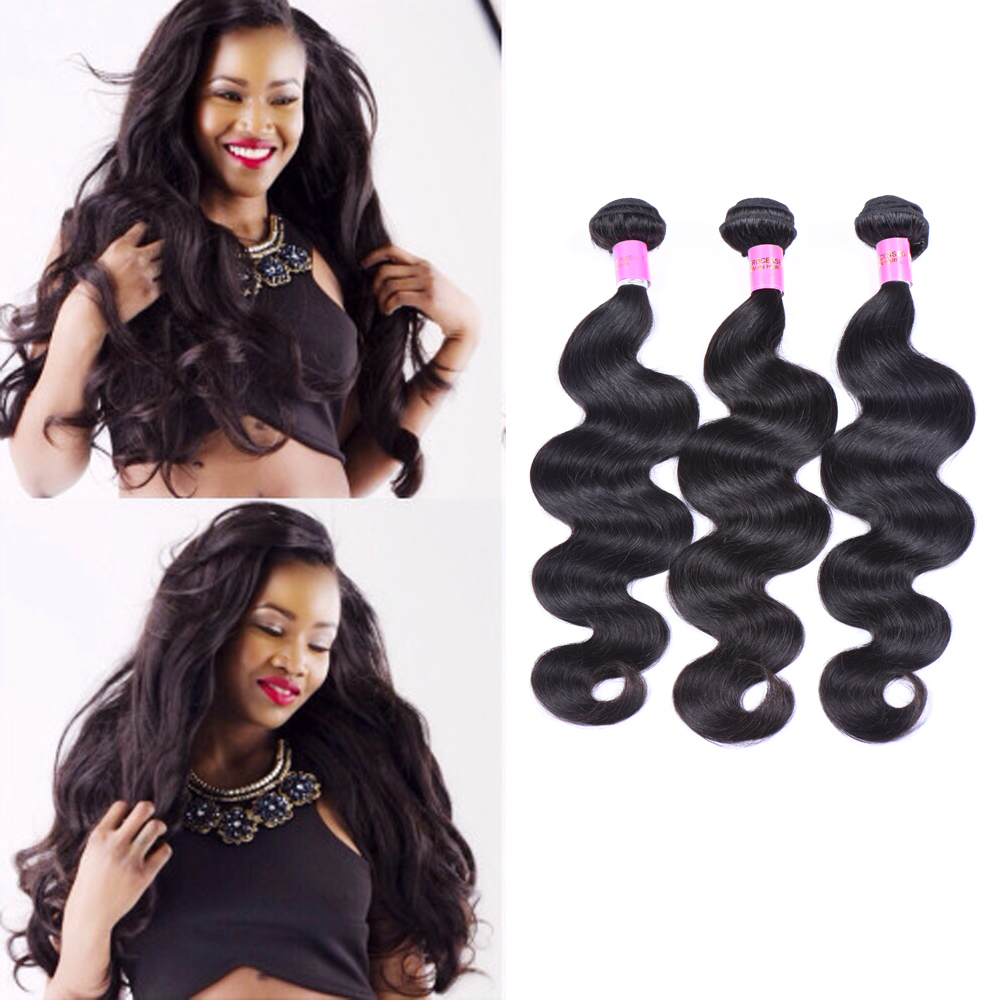 2016 Promotion most watching body wave grade 7A virgin brazilian <strong>human</strong> wavy