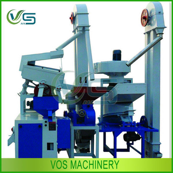 20ton/day rice milling plant with destoner machine and paddy rice separator machine hot sale