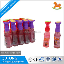 Good quality Sweet sour Cartoon spray candy