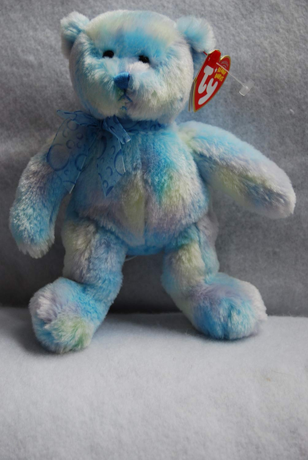 1671f32dbde Get Quotations · TY Laguna the Bear Beanie Baby by TY~BEANIE BEARS