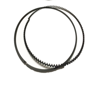 Taiwan made generator gasoline parts japan FCD material 70mm GX220 engine piston ring for honda