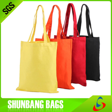 factory audit fashion printing promotional shopping calico canvas cotton bag