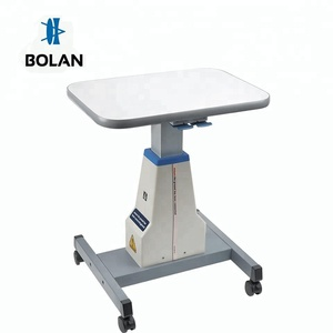 electric trolly motorized instrument table for slit lamp BL-16