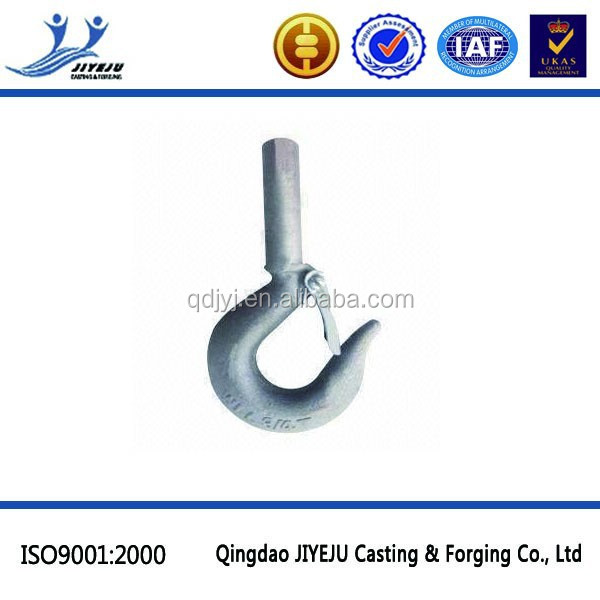 Standard Powder coated 319A u.s. type forged Latches shank hooks