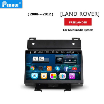 PENHUI Android 4.4 quad core Car PC GPS player for Freelander II (2007-2012) Capactive Screen 1024*600 Voice Control Cortex A7