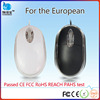 CE, Rohs, FCC approved best cheap Optical Usb Wired Mouse