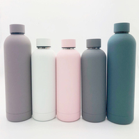Fashion Way for Everyone High Quality Classic Thermos Glass Refill Sports Stainless Steel Vacuum Water Bottle