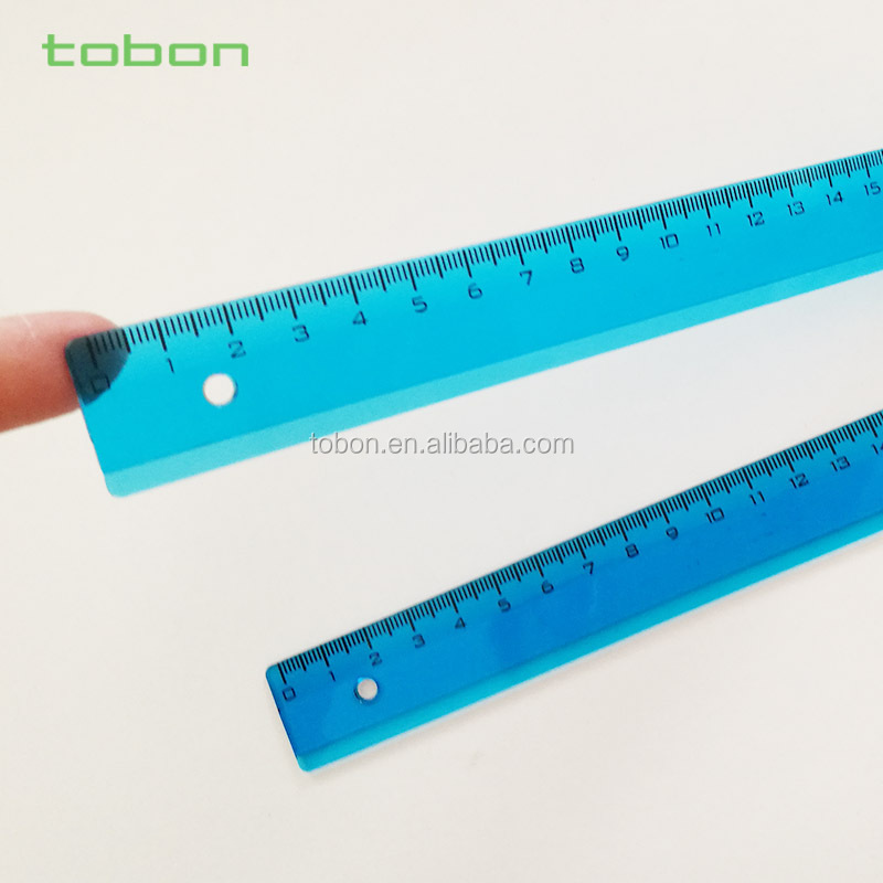 Level Safety Magic Drawing PVC Printable Japan Custom Measuring Scale Plastic Ruler