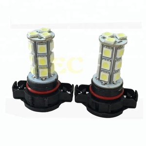 Manufacturers H16 5202 18 SMD 5050 high power LED for fog lights light white blue yellow red DC 12V