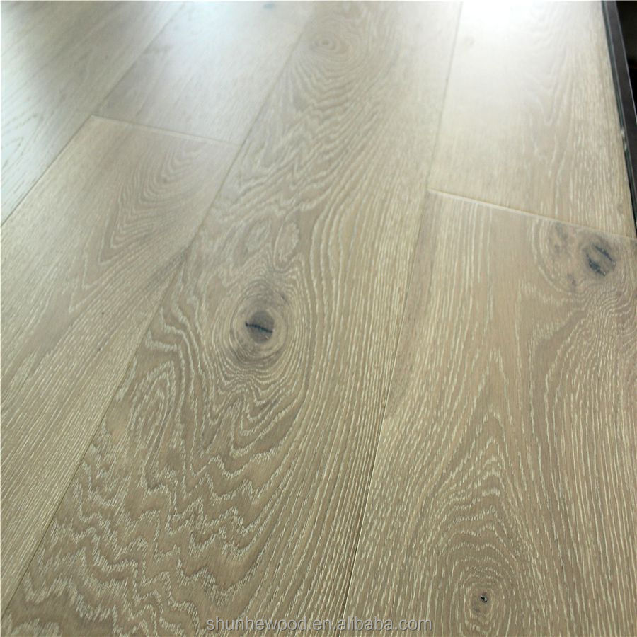 Engineered Wood Flooring With Active Stained Color About Chemical Treatment And Water Based Lacquered