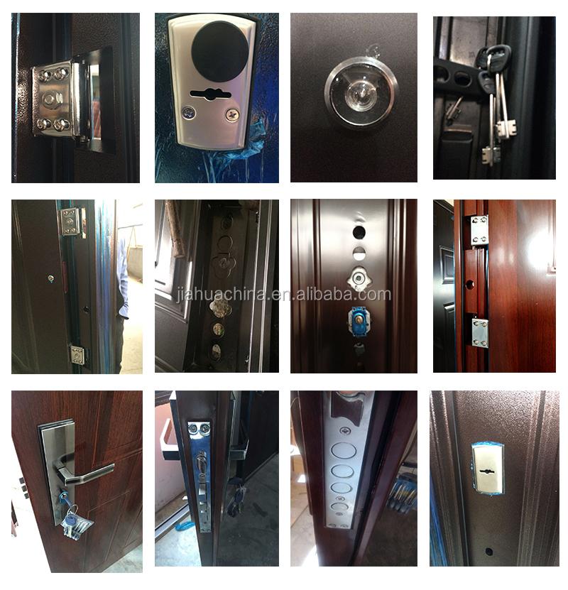 China Professional Manufacture Supply Steel Doorinterior Steel