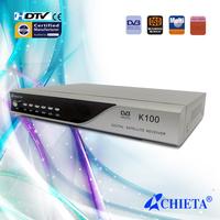 Free To Air DVB-S Digital Receiver Satellite TV Tuner