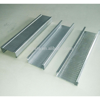 Malaysia Plaster Suspended Ceiling Gi Metal Furring Channel 34 11 With Good Price Buy Gypsum Ceiling Frame Channels Suspended Ceiling Metal Furring