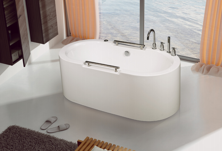 Vasca Da Bagno Ovale : Nexus vasca da bagno ovale ubq neu v villeroy boch