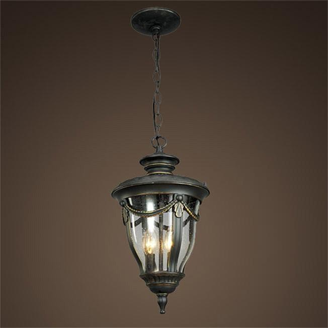 Led lustre ext rieur et pendentif lumi re sp0515 m for Lustre exterieur