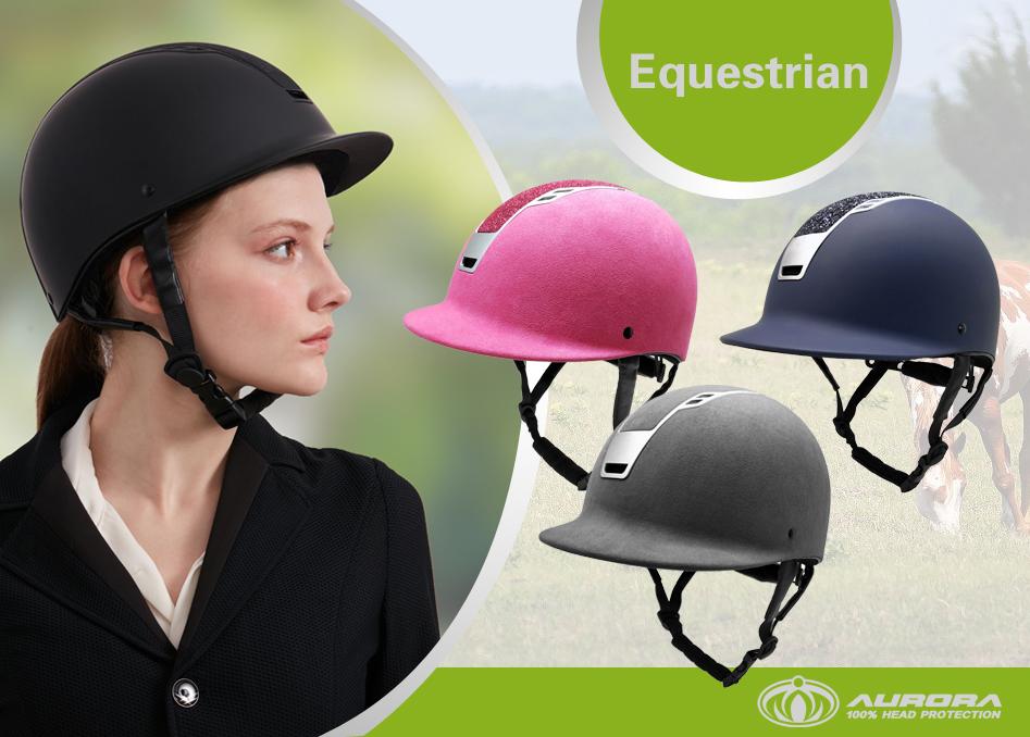 Kids Equestrian Helmet 4