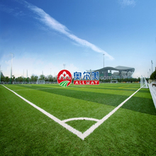 Playground Artificial Grass Sports Surfaces/Sports Surfaces Soccer Artificial Turf Grass/Multipurpose artificial sports surfaces