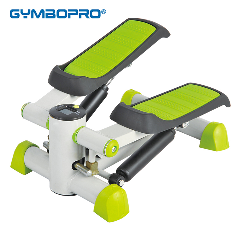 Gymbopro Fitness Ajustável Twist Stepper, Green Stepper