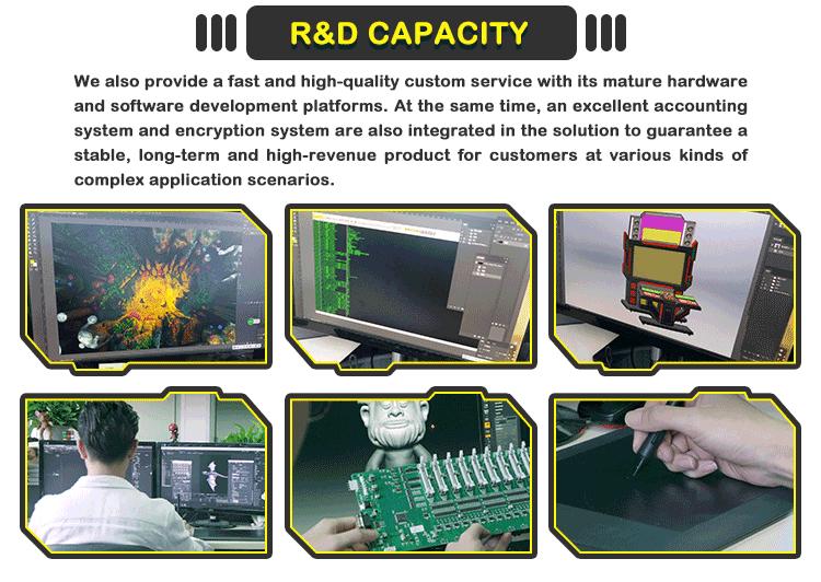 Bahis Oyun Makinesi Üreticisi/GZIGS-GM10 Kumar Makinesi