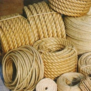 Customization Natural Burlap Cord Baler Twine Jute Rope for Sale