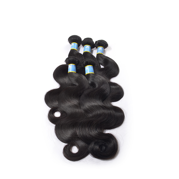Factory Price in stock hair extensions in toronto 4 flowers hair weaves