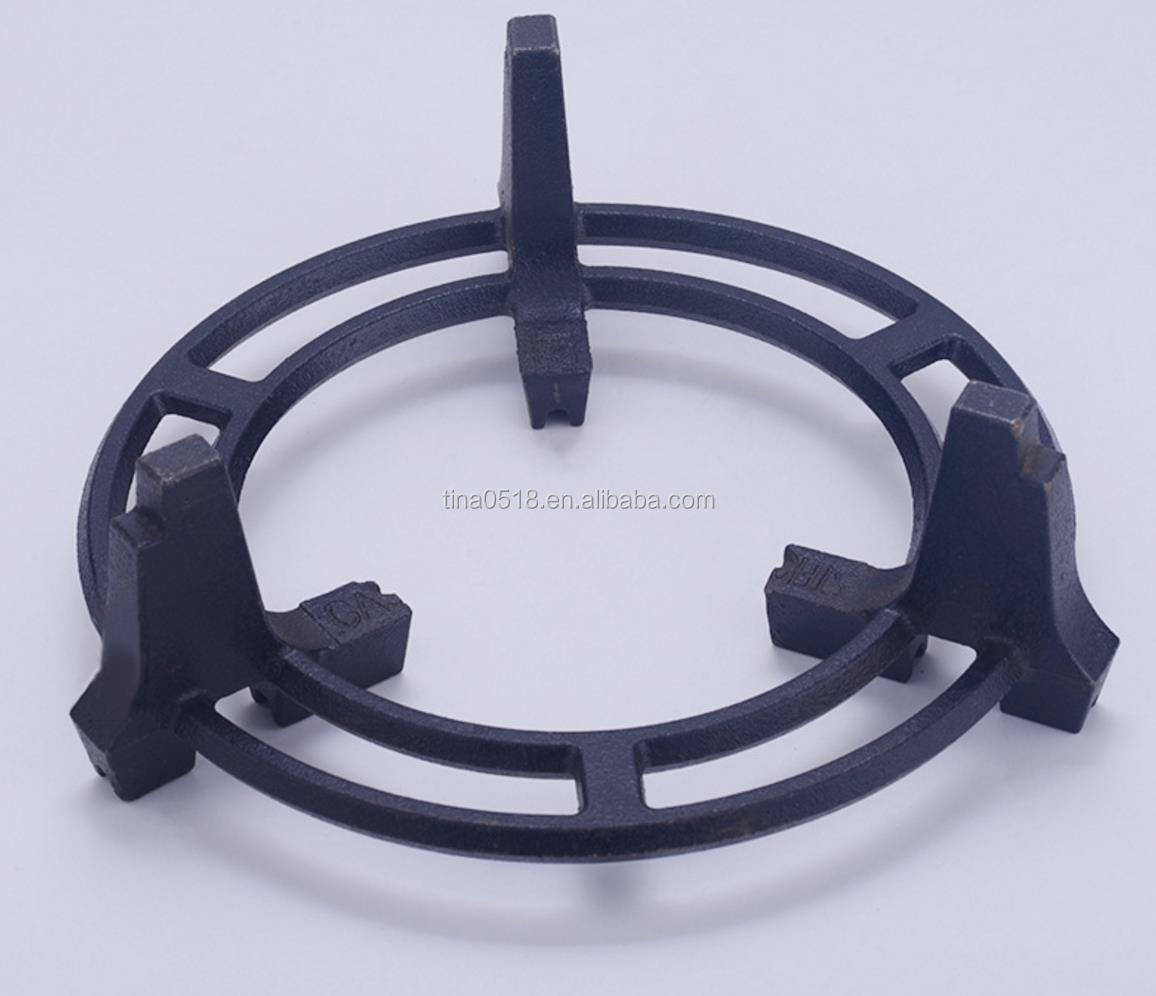 Cast Iron Parts Gas Burner