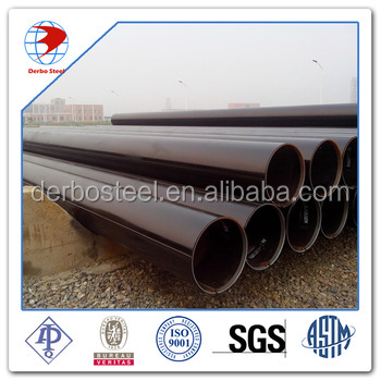 epoxy lined carbon steel pipe for water