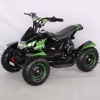 2017 unusual design mini quad bike electric for kids