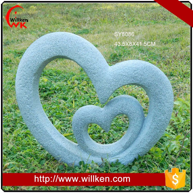 Home garden decoration polyresin items