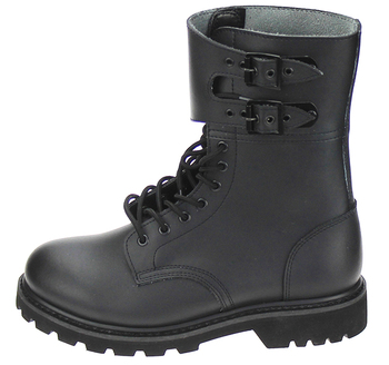 Leather Military Shoes 20074e7a6a7a