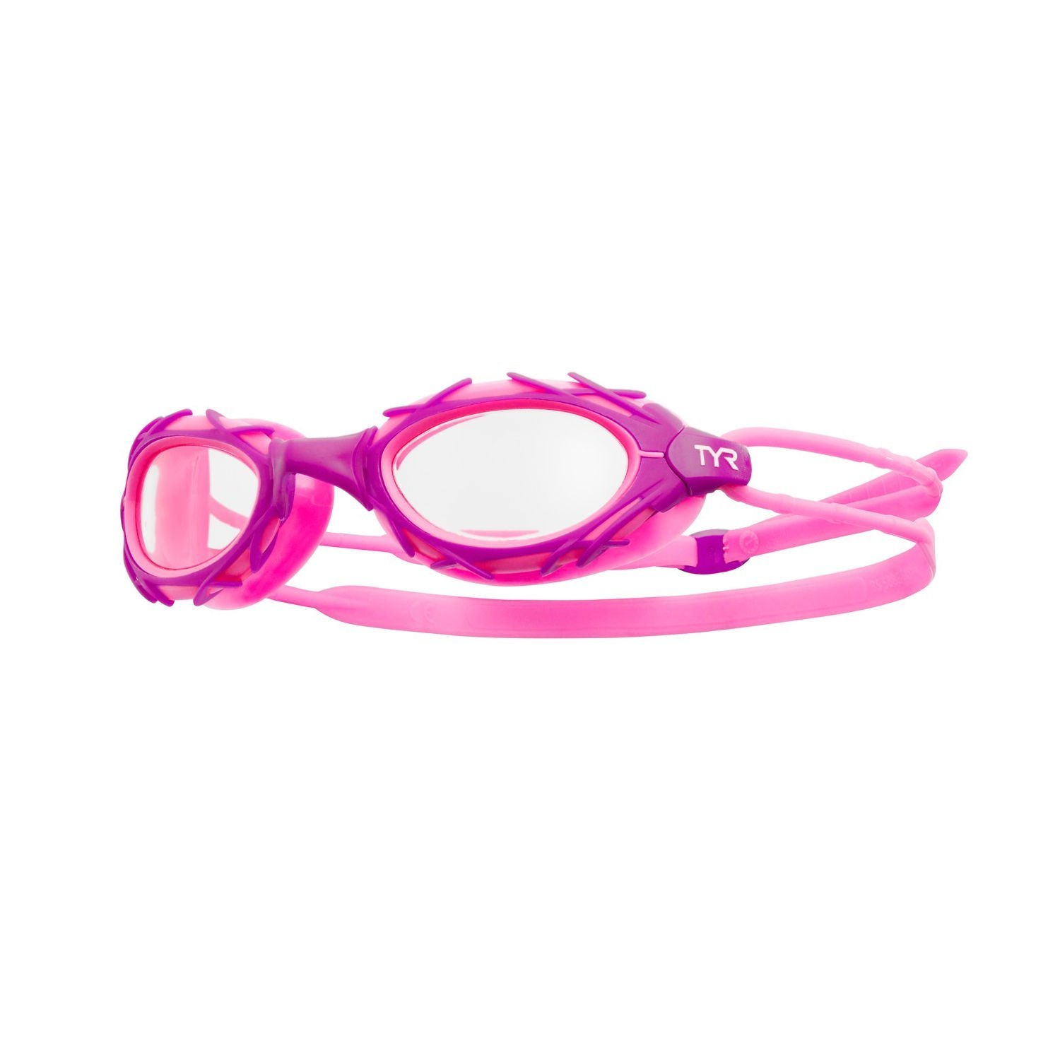 2e5e6ebb25 Get Quotations · TYR Nest Pro Nano Swim Goggles- Pink Purple -Swimming -Triathlon