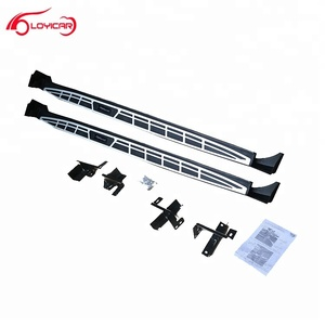 Side Step Nerf Bars Running Boards for Toyota RAV4 2013+