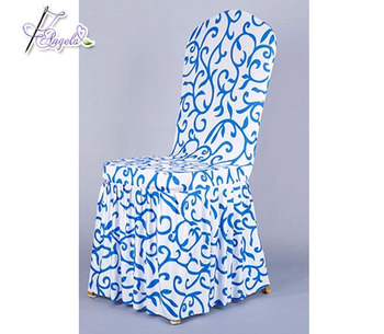 polyester stretchy fancy scuba office chair seat cover in events, offices, homes