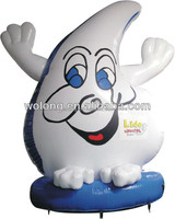 Outdoor inflatable advertising model, cartoon figure toys