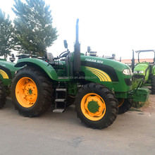 Low Price High Quality 4WD 90HP Farm Wheel Tractor For Sale