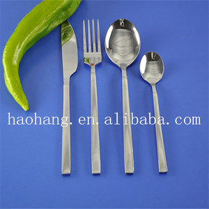 2014 Cheap and new stainless steel Indian cutlery